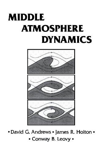 Middle Atmosphere Dynamics (International Geophysics)