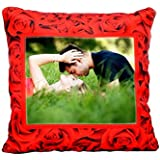 Printed Photos Cushion Sold by A Happy Life_Size (16 x 16 inches)