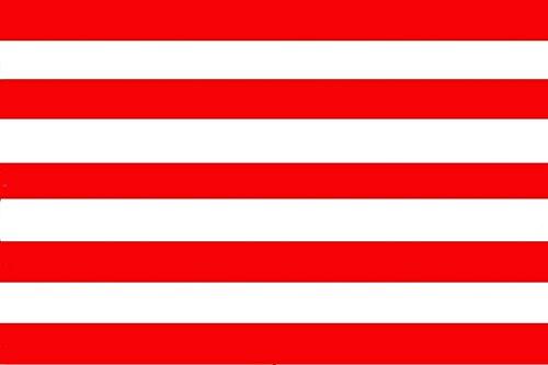 e5b7ddaa4ea Grand drapeau de rallas Rouge Blanc 150 x 90 cm durobol Flag Satin