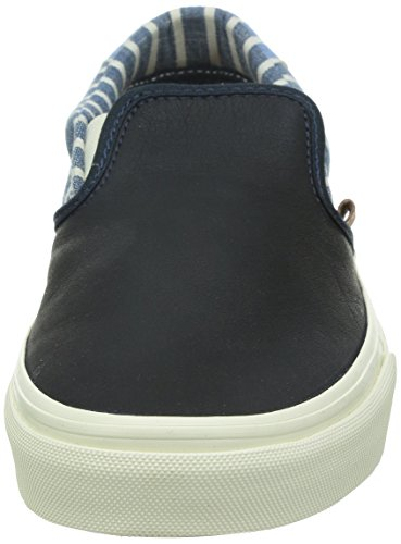 Vans Slip-on 59, Chaussons Sneaker Adulte Mixte stripes dress blues
