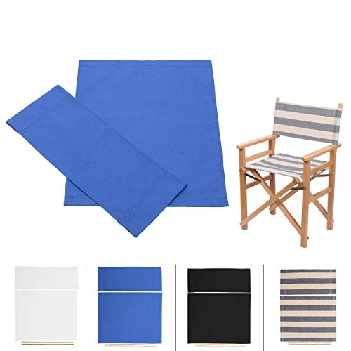 Casual Directors Stühle Cover Kit Ersatz Canvas Sitzbezüge Hocker Protector -