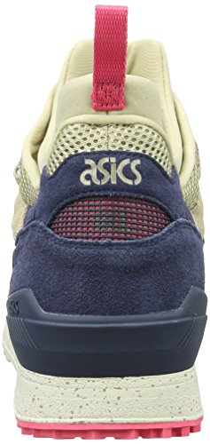 ASICS - Baskets basses - Homme - Gel Lyte MT Suede Bleu Marine pour homme Bleu