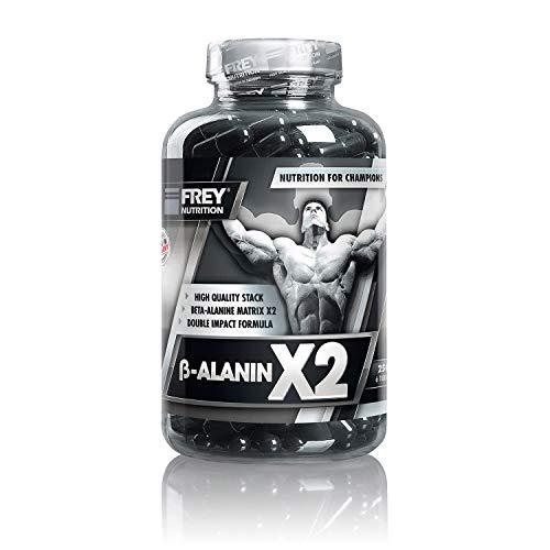 Frey Nutrition  Beta Alanin BA X2  im Test