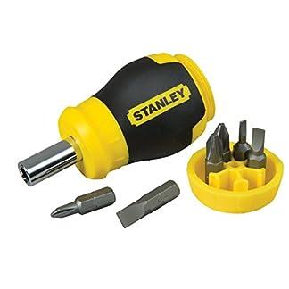 STANLEY 0-66-357 – Destornillador con 6 Puntas