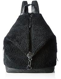 Liebeskind Berlin Damen Iga Fur Rucksackhandtaschen, 32x38x11 cm
