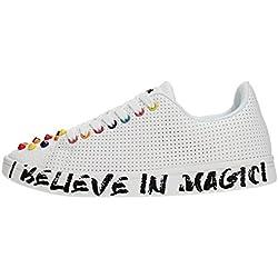 Desigual Shoes_Cosmic Candy, Scarpe da Ginnastica Basse Donna