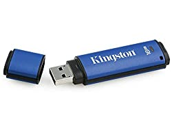 Kingston DataTraveler Vault Privacy 16GB USB 3.0 Pen Drive Anti-Virus Model (DTVP30AV/16GB)