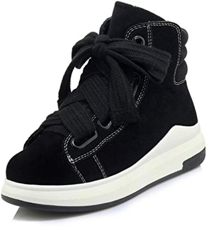 Scarpe casual da da da donna, scarpe da ginnastica Bottom Comfort di Coloreeee autunno   inverno, Stivali da neve piatti stringati... | Prezzo ottimale  | Maschio/Ragazze Scarpa  f7ddde