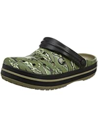 crocs Unisex Crocband Graphic Clog Clogs