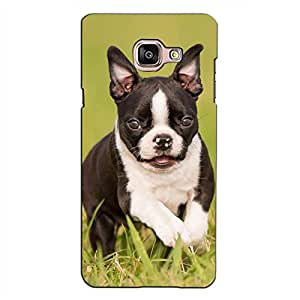 PrintVisa Designer Back Case Cover for Samsung Galaxy J7 Max :: Samsung Galaxy On Max Without Smart Glow Ring (Dog A Man's Best Friend)