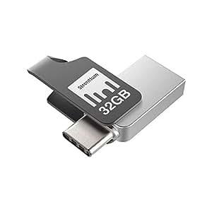 Strontium Nitro Plus 32GB Type-C USB 3.1 Flash Drive
