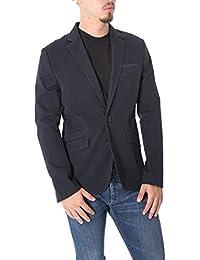 ANTONY MORATO - Hommes slim fit veste blazer avec mouchoir mmja00263/fa800062