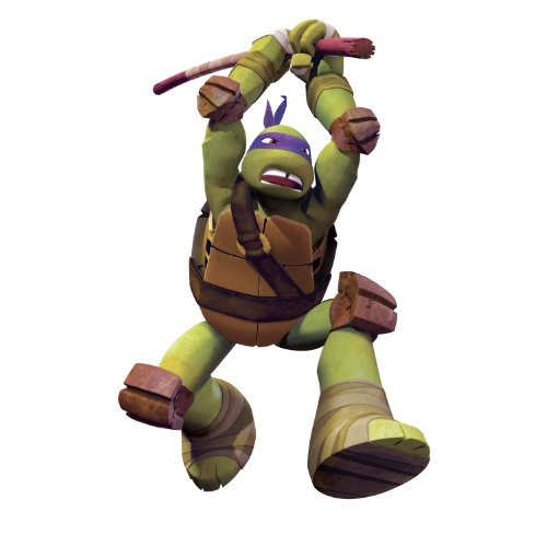 Price comparison product image RoomMates Repositionable Children's Wall Stickers - Teenage Mutant Ninja Turtles Donatello