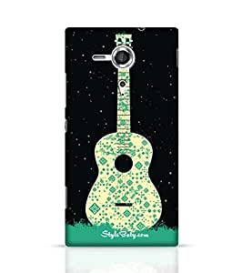 Stylebaby Guitar Sony Experia SP Phone Case