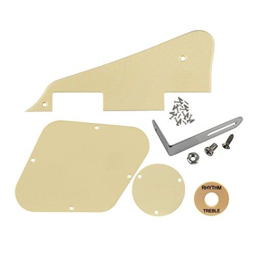 ikn-1-set-creme-pickguard-cavity-switch-covers-pickup-selector-platte-chrom-halterung-schrauben-fr-l