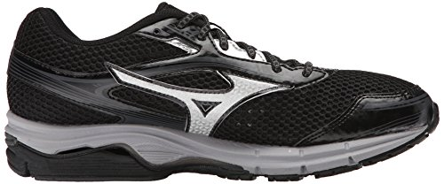 Mizuno Wave Legend 3 Synthétique Chaussure de Course Black-Grey