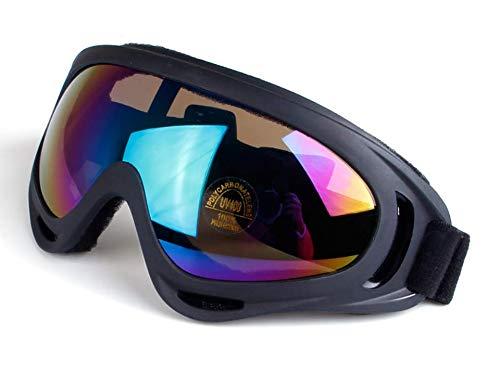 Skifahrer für den Außenbereich X400, Brillen, taktische Offroad-Harley-Motorradbrillen Farbe -