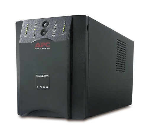 APC Smart-UPS unterbrechungsfreie Notstromversorgung (USV) USB/seriell, inkl. PowerChute Plus,1000VA/670W Input230V Output 230V -