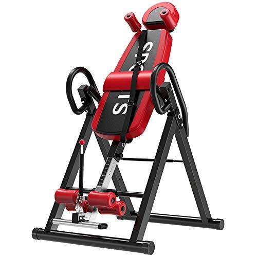 T-Tavola di inversione Tavolo rovesciato Professionale/Riduce Il Mal di Schiena/Stress / migliora la Postura e la flessibilità