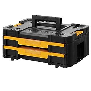 DeWalt T-Stak IV Tool Storage Box with 2-Shallow Drawers