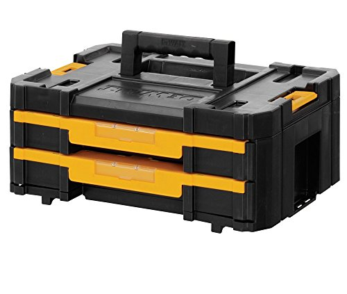 STORAGE CASE, TSTAK IV (SHALLOW DRAWERS) --- SVHC:No SVHC (15-Jun-2015) --- Box Colour:Black --- Box Material:Plastic --- Box Type:General Purpose Storage --- External Depth - Metric:176mm --- External Height - Metric:314mm --- External Width - Metri...