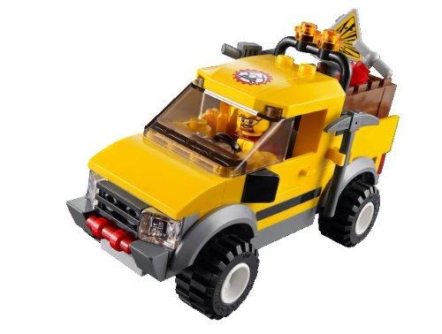 Imagen 2 de LEGO City 4200 - Todoterreno de Minería