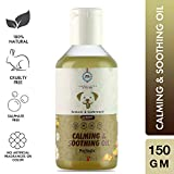 Petlogix Natural Calming & Soothing Oil Enriched with Lavender & Cedarwood Oil Anti