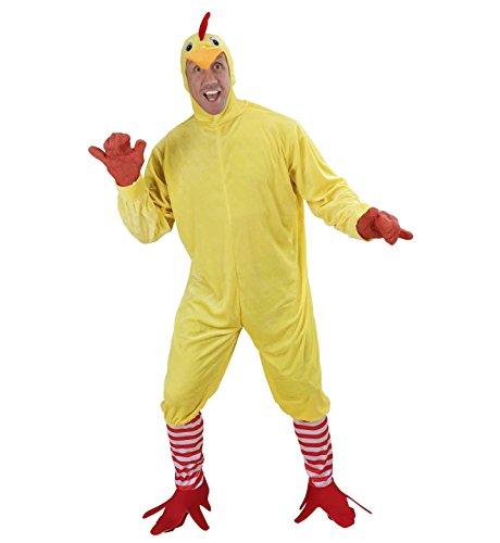 Imagen de widmann  disfraz de pollo, talla l
