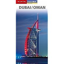 Cartes de route Dubaï, Oman 1 : 1,5 Mio