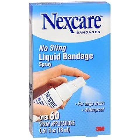 NEXCARE LIQUID BANDAGE SPRAY 0.61OZ 3M SRY5034 (OC) by Choice One