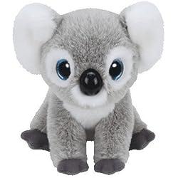 TY - Beanie Babies Kookoo, peluche koala, 15 cm (United Labels Ibérica 42128TY)