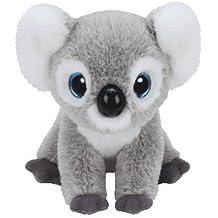 TY - Beanie Babies Kookoo, peluche koala, 15 cm (United Labels Ibérica 42128TY