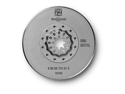 Fein (Multimaster) HSS-Sägeblatt rund SL Durchmesser 85 x 0,7 mm, 1 Stück, 63502174210