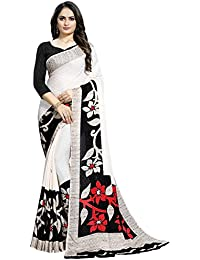 Akhilam Saree (Art Silk Sarees 112_Off White_5.5 Meters)