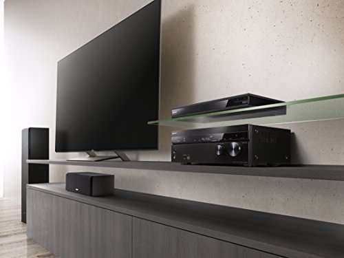 41xNIq453uL - Sony UBP-X800 4K Ultra HD Blu-Ray Disc Player with High-Resolution Audio and Hi-Fi Quality - Black