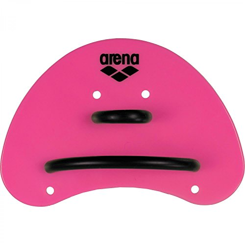 Arena Elite Finger Paddles–Kleine, Pink - pink
