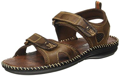 Action Shoes Men's Leather Sandals