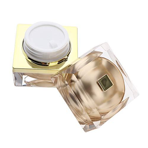 Baoblaze Bocaux à Crème Pot Vide Conteneur Maquillage Stockage Bricolage - 30g