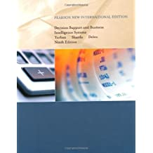 Decision Support and Business Intelligence Systems by Efraim Turban (2013-07-31)