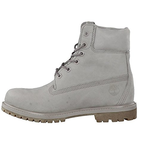 Timberland 6in Premium Mono, Gris Femme Bottes