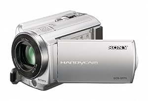 Sony DCRSR78ES Handycam Camcorder With Built-In 120gb HDD - Silver