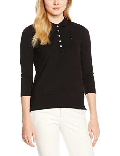 tommy-hilfiger-t-shirt-a-manches-3-4-casual-femme