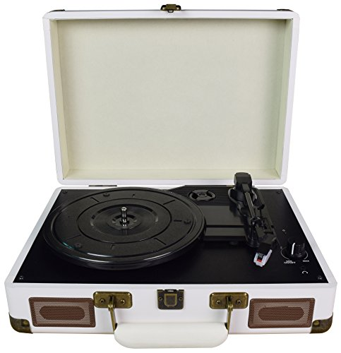 digitnow-belt-drive-3-speed-portable-briefcase-vinyl-white-turntable-with-built-in-stereo-speakers-w