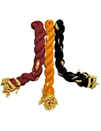 Dupatta (Weavers Villa Set Of 3 Multicolor Chiffon Dupattas (70 Different Colour Set Combinations Available)) - B06XCXSRNR