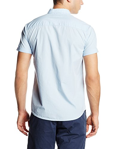 Jack & Jones Gavin - Chemise Casual - Homme Bleu - Blue (Chambray Blue)