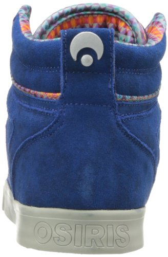 Osiris Shoes  Raider, Chaussures de skate homme Bleu - Blue/Grey/Indigo