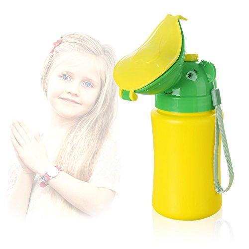 Baby Urinals,ANGTUO Auto-beweglicher Urin-Kessel-Männer und Frauen-Baby-auslaufsicherer Urin-Versorgungsmaterialien der Kinder bereit,heraus zu gehen