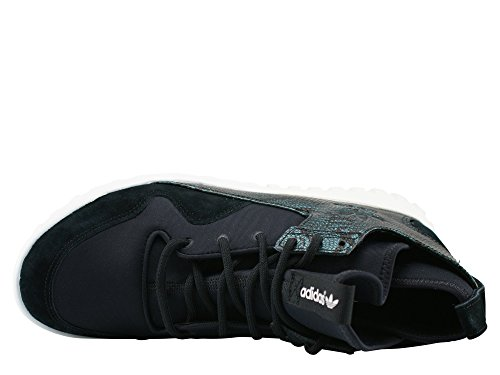 Adidas - Adidas Tubular X Scarpe Sportive Uomo Nere Verdi S31988 Multicolore