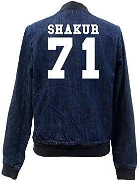 Shakur 71 Bomber Chaqueta Girls Jeans Certified Freak
