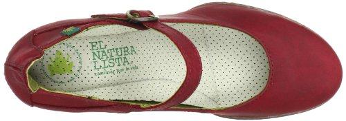 El Naturalista Solar N860 Damen Pumps Rot (Rioja)